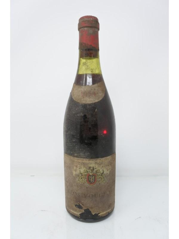 CLOS DE VOUGEOT GRAND CRU - MARC LAUBY - Vintage 1964