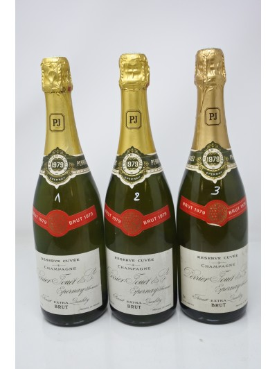CHAMPAGNE PERRIER-JOUET