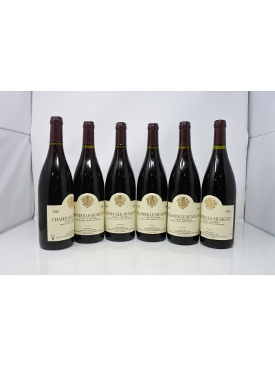 CHAMBOLLE-MUSIGNY 1ER CRU LES CRAS