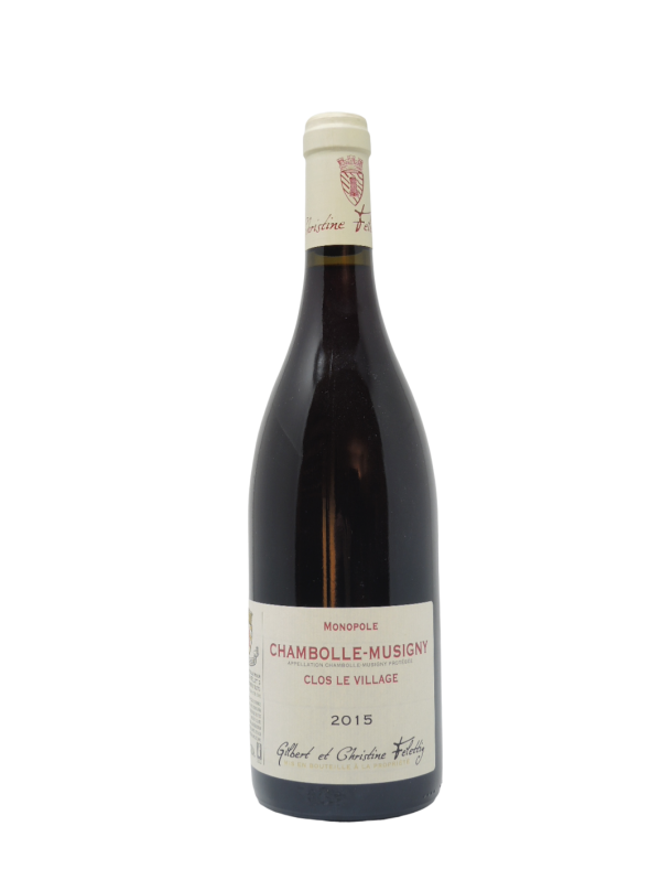 CHAMBOLLE-MUSIGNY CLOS LE VILLAGE