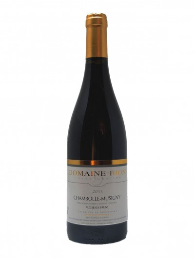 CHAMBOLLE-MUSIGNY AUX BEAUX BRUNS
