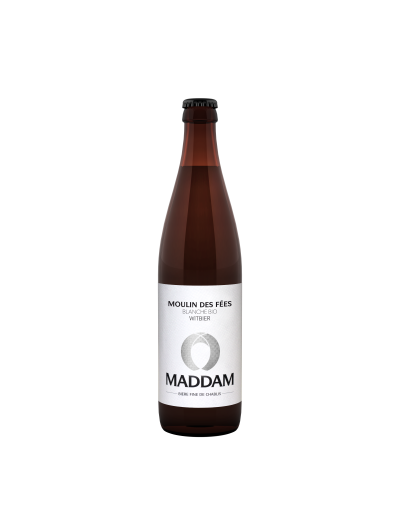 BIERE BLANCHE - MOULIN DES FEES