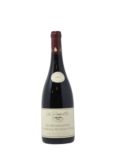 CHAMBOLLE-MUSIGNY 1ER CRU LES FEUSSELOTTES