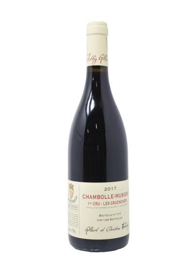 CHAMBOLLE-MUSIGNY 1ER CRU LES GRUENCHERS