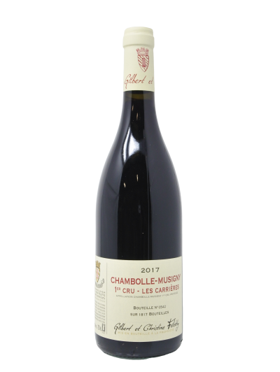 CHAMBOLLE-MUSIGNY 1ER CRU LES CARRIERES