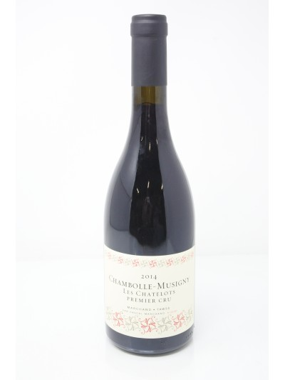 CHAMBOLLE-MUSIGNY 1ER CRU LES CHATELOTS