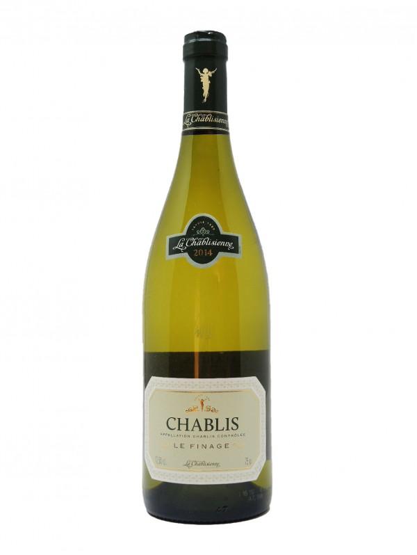 CHABLIS LE FINAGE - LA CHABLISIENNE - Vintage 2014