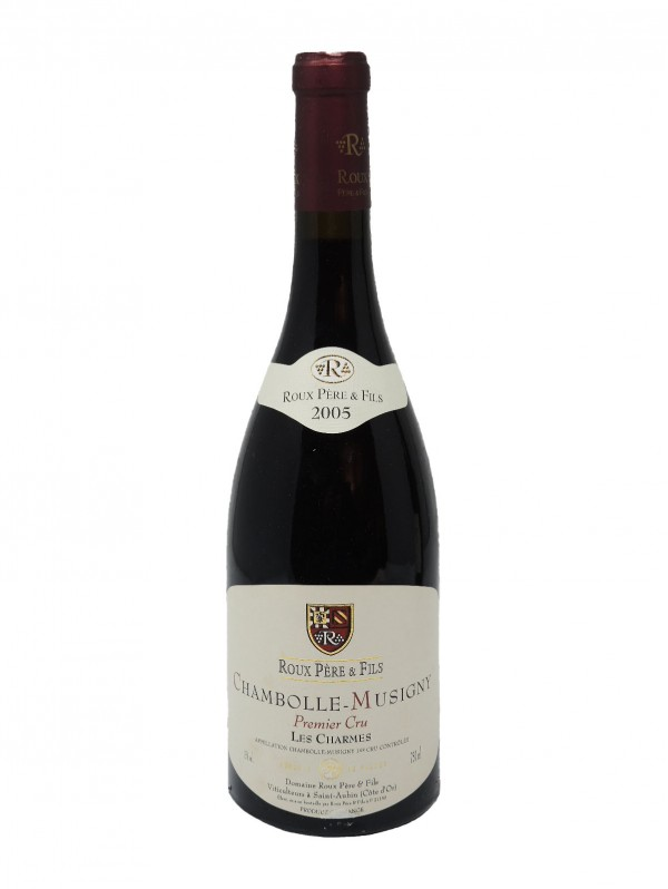 CHAMBOLLE-MUSIGNY 1ER CRU LES CHARMES