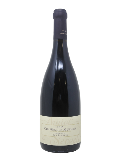 CHAMBOLLE-MUSIGNY 1ER CRU LES PLANTES