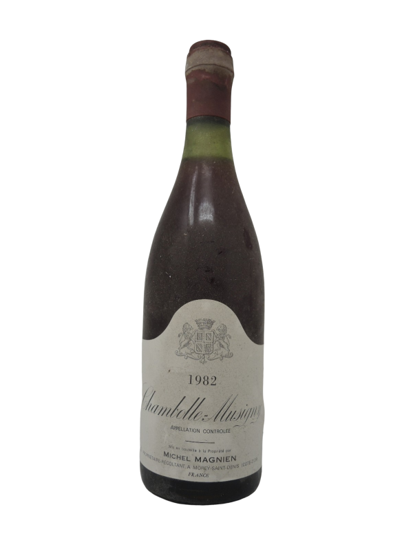 CHAMBOLLE-MUSIGNY - MICHEL MAGNIEN - Vintage 1982