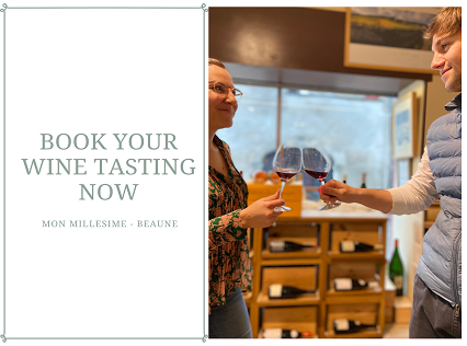 BOOK YOUR WINE TASTING